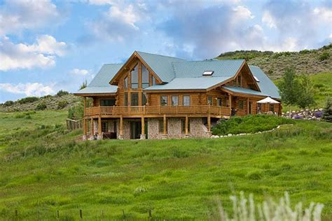 montana log home plans find house plans