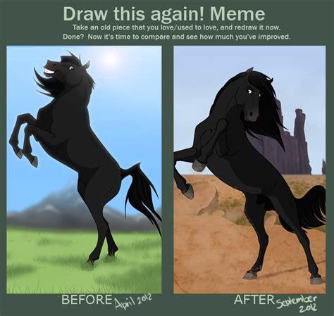 Draw This Again Meme Blank - draw this again meme by faithandfreedom on deviantart