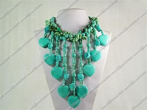Handmade Jewelry Wholesale - turquoise necklace wholesale jewelry handmade jewelry