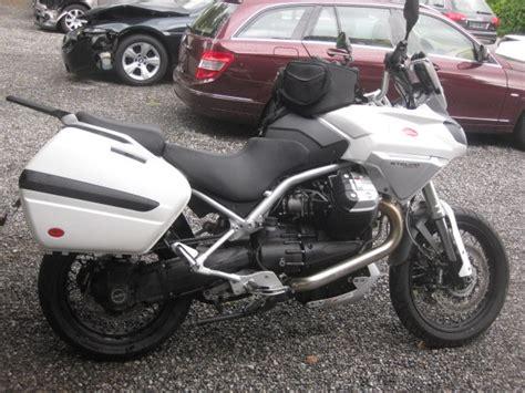 Motorrad Unfallfahrzeuge Kaufen by Stelvio 1200 Abs Koffer Unfallwagen Moto