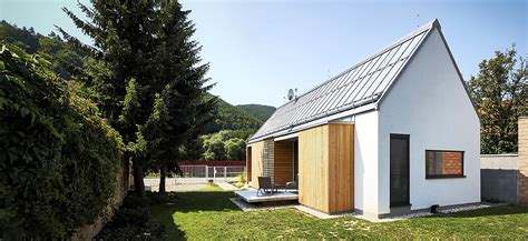 swiss house design slovakian home uses steko a unique construction method from switzerland wooden brick house by