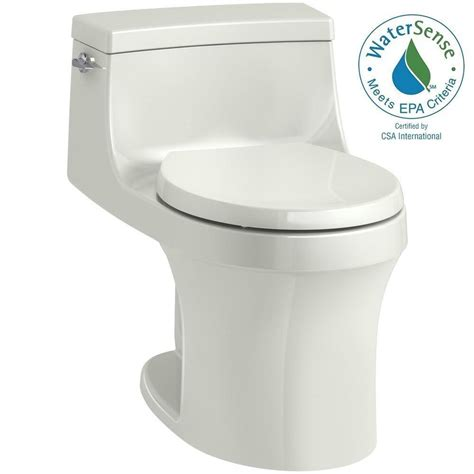 comfort toilets home depot kohler cimarron comfort height 2 piece 1 28 gpf round