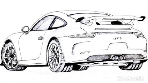 Porsche 911 Sketches by Car And Track Articles 2017 Sh3 Me