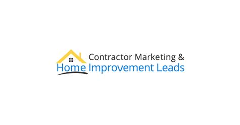 home contractor marketing home improvement leads