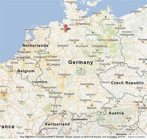 germany bremen map bremen beautiful city in germany world easy guides