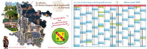 Calendrier Carte Carte Calendrier 2016 Les Amis De Jacques De