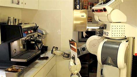 robobarista robot  jago membuat kopi majalah otten coffee