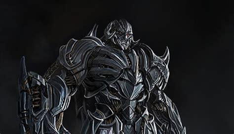 Transformers 5 concept art reveals Megatron, Hound