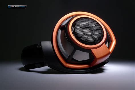 Headphone Sennheiser Hd 800 headphones and colors on