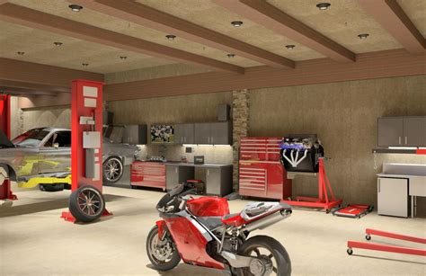 3 Car Garage Home Plans Revitcity Com Image Gallery Private Luxury Garage