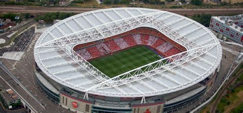 arsenal stadium emirates stadium europe s most successful football stadium