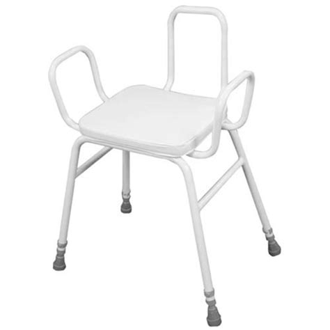 Perching Stool With Back And Arms by Perching Stool With Back And Arms Perching Stools