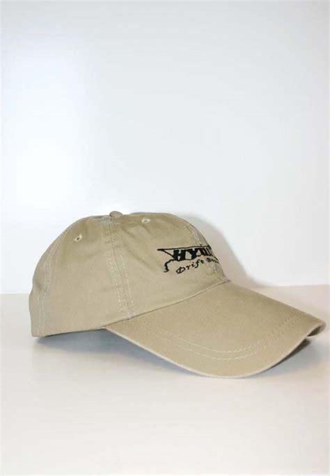 hyde drift boat hat apparel