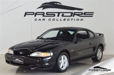 mustang car collection ford mustang gt 5 0 v8 1995 pastore car collection