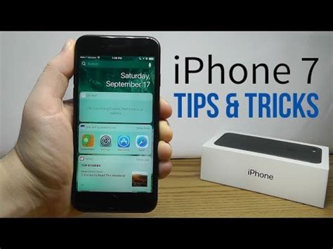 iphone 7 tricks features top 25 list