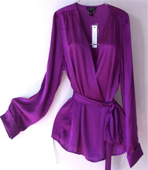 Loe Style Blouse Purple purple blouse my style