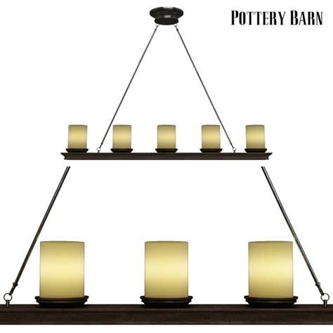 veranda linear chandelier pottery barn veranda linear chandelier by erkin aliyev