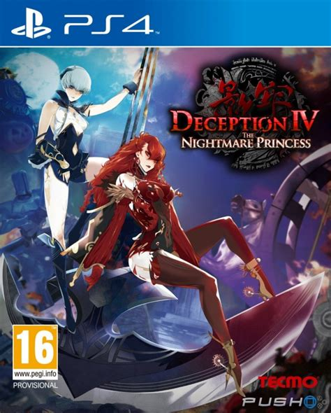 Ps4 Nightmares Reg 3 deception iv the nightmare princess review ps4 push square