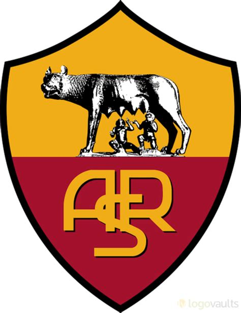 As Roma 01 as roma football club logo png logo logovaults