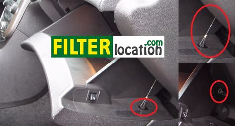 2010 chevy malibu air filter chevrolet cabin filter location chevrolet get free image