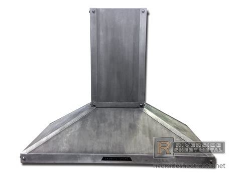 hood vent thermador stainless steel hood vent covered with dark
