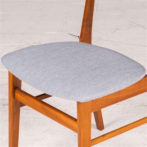 danish farstrup v back dining chairs in teak set of six danish farstrup square back dining chairs in teak set of