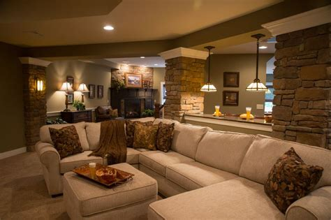 finished walkout basement 25 best ideas about finished basement bars on entertainment room basement bars and