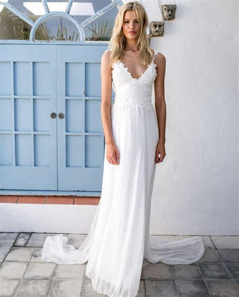 Wedding Dresses Summer by Popular Summer Casual Wedding Dresses Buy Cheap Summer