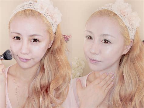 porcelain doll eyelashes doll makeup tutorial become a porcelain doll in 8 steps