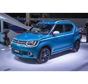 2017 Suzuki Ignis On Sale In January Priced From &1639999  Autocar
