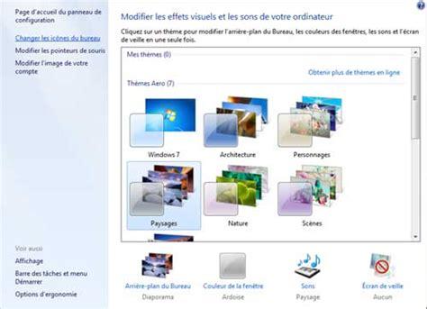 personnaliser bureau windows 7 comment personnaliser windows 8 tutos windows 8