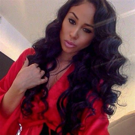 african american body wave styles 83 best wand curls images on pinterest curly hair hair