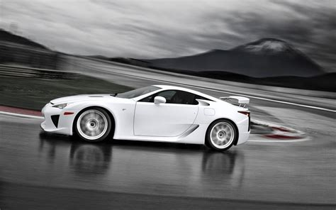 lexus lfa white wallpaper wallpapers lexus lfa wallpapers