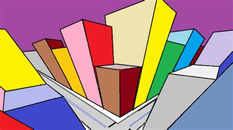 colors that don t exist this colorful optical illusion will allow you to see