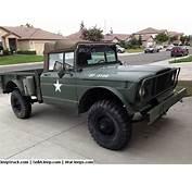 Jeep Military Sale Truck