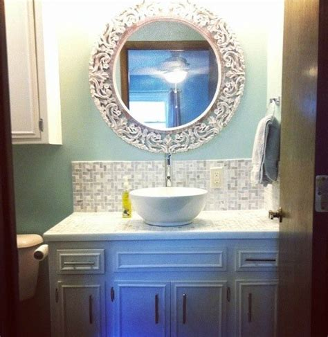 cost to replace bathroom vanity 11 low cost ways to replace or redo a hideous bathroom
