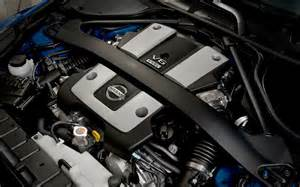 Nissan Engine 2012 Nissan 370z Drive Motor Trend