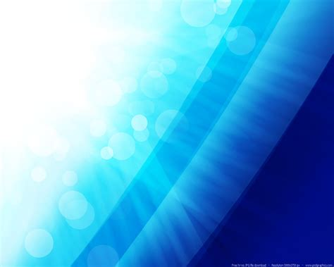 Abstract Snow Background Psdgraphics White And Blue Lights