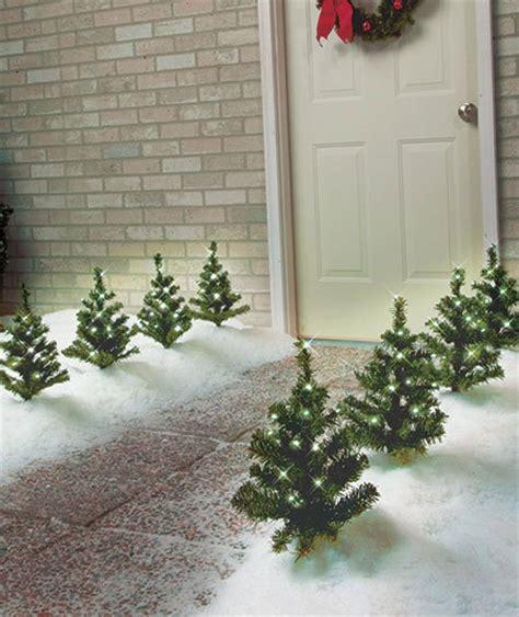 4 solar power xmas tree lights christmas pinterest