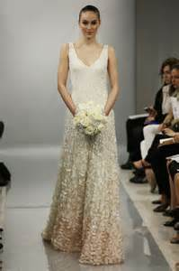 Fresh wedding dress trends that are huge right now would you wear
