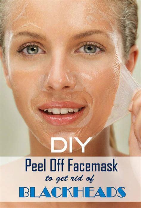 diy peel mask diy peel mask to get rid of blackheads high fashion
