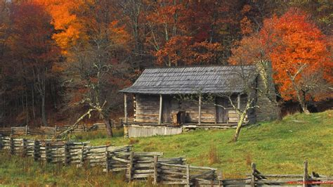 Cabins In Kentucky by Log Cabin Wallpapers Wallpaper Cave