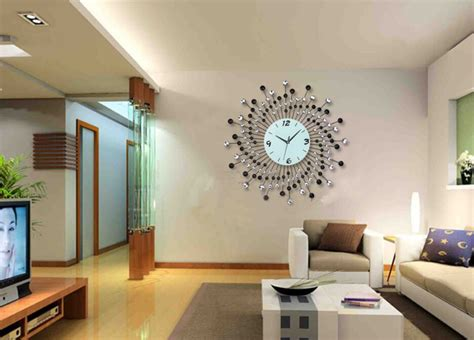 living room wall clock decorating large decorative wall clocks jeffsbakery