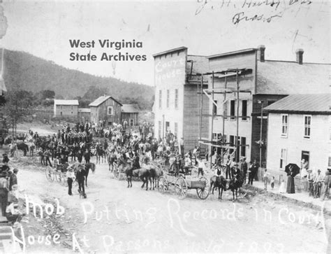 West Virginia Judiciary Search On This Day In West Virginia History August 1