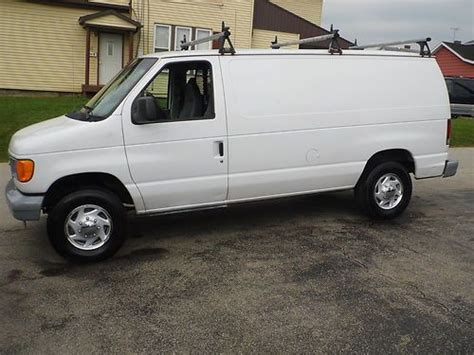 how things work cars 2005 ford f series navigation system find used 2005 ford e250 e 250 work van 8900 gvw cargo carpet installer fleet owned in belle