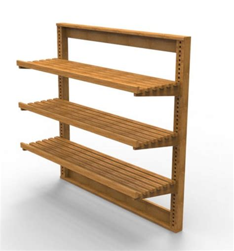 adjustable wall shelving cayuga displays
