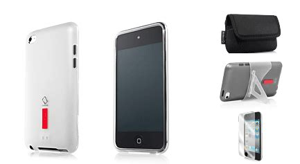 Capdase Soft Ipod Touch 5 Softjacket White espoir store softjacket ipod touch 4 white