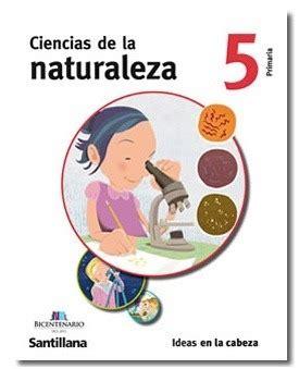 ciencias de la naturaleza 846808770x ciencias de la naturaleza 5 primaria santillana 400 00 en mercado libre