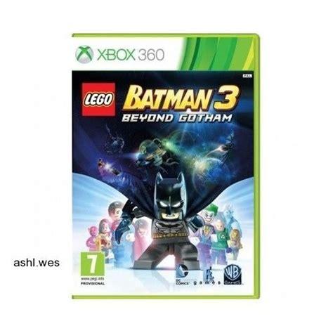 tutorial lego batman xbox lego batman 3 beyond gotham xbox 360 new sealed video