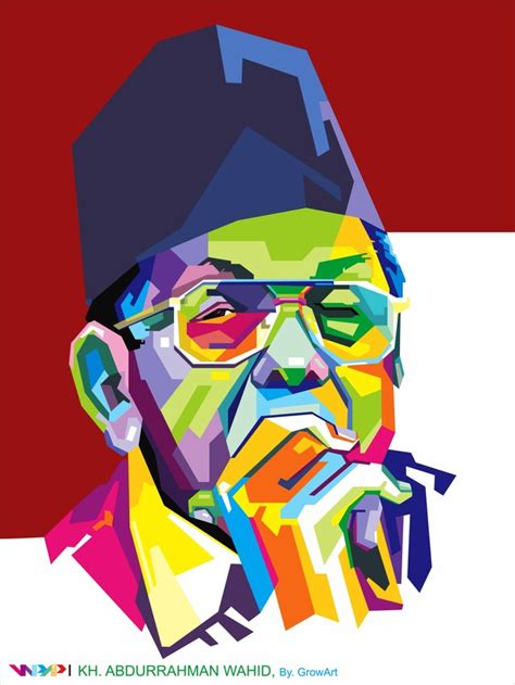 T Shirt Gus Dur biografi gus dur presiden ri ke 4 amaterasu